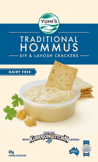 Crackers_Hommus